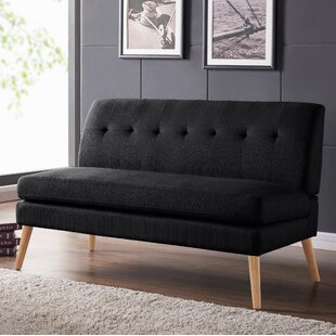 Outstanding Small Scale Loveseat Wayfair Ca Andrewgaddart Wooden Chair Designs For Living Room Andrewgaddartcom