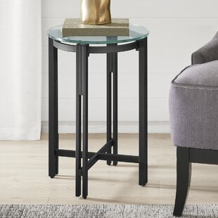 Soyona End Table by Madison Park Signature