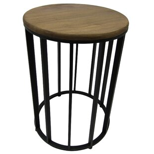 Cabo Solid Wood Side Table