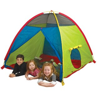Super Duper 4 Kid Play Tent  sc 1 st  Wayfair & Play Tents u0026 Teepees