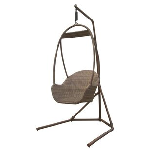 Panama Jack Outdoor Island Cove Swing Chair with Stand
