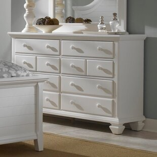Broyhill® Mirren Harbor 6 Drawer Double Dre..