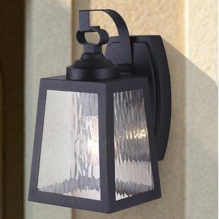Canarm Bronte 1-Light Outdoor Wall Lantern