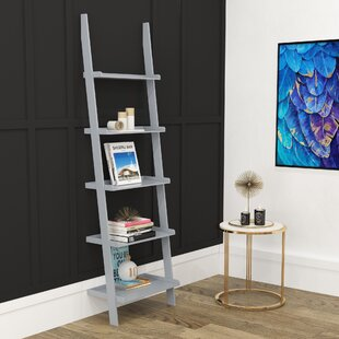 Capps Ladder Bookcase By August Grove
