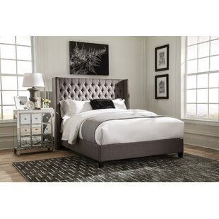Best Deals Greig Upholstered Panel Bed by Alcott Hill Reviews (2019) & Buyer's Guide