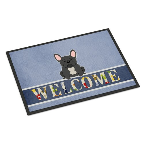 East Urban Home French Bulldog Welcome
