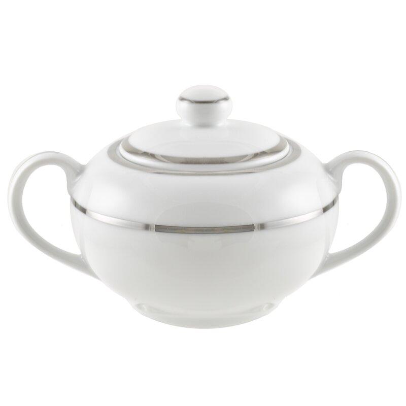 Alcott Hill Bairdford 8 Oz Sugar Bowl With Lid Wayfair