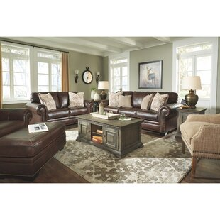 Roleson 4 Piece Configurable Living Room Set by Signature Design by Ashley