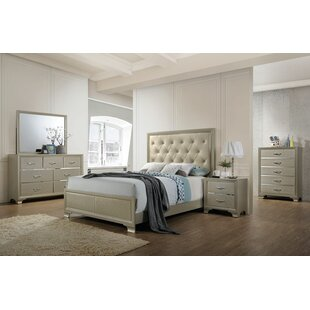 Zed Panel Configurable Bedroom Set