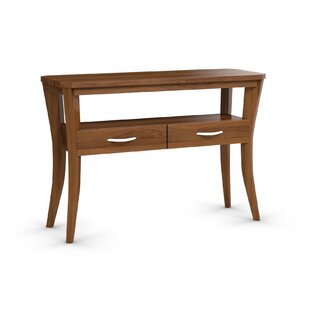 Cosmo Sofa Console With One Drawer by Caravel