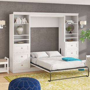 Find for Acevedo Murphy Bed by Latitude Run Reviews (2019) & Buyer's Guide