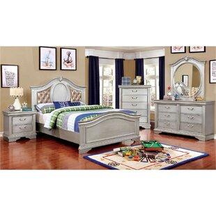 Diaz Panel Confiurable Bedroom Set by Gemma Violet