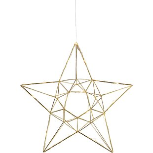 25-Light Gold Millie Lamp By The Seasonal Aisle