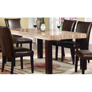 Zamora Dining Table Fleur De Lis Living