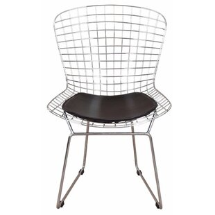 Burnie Side Chair by Wrought Studio