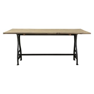 Ella Solid Wood Dining Table