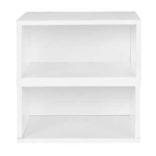 Best Review Chastain Standard Bookcase by Rebrilliant