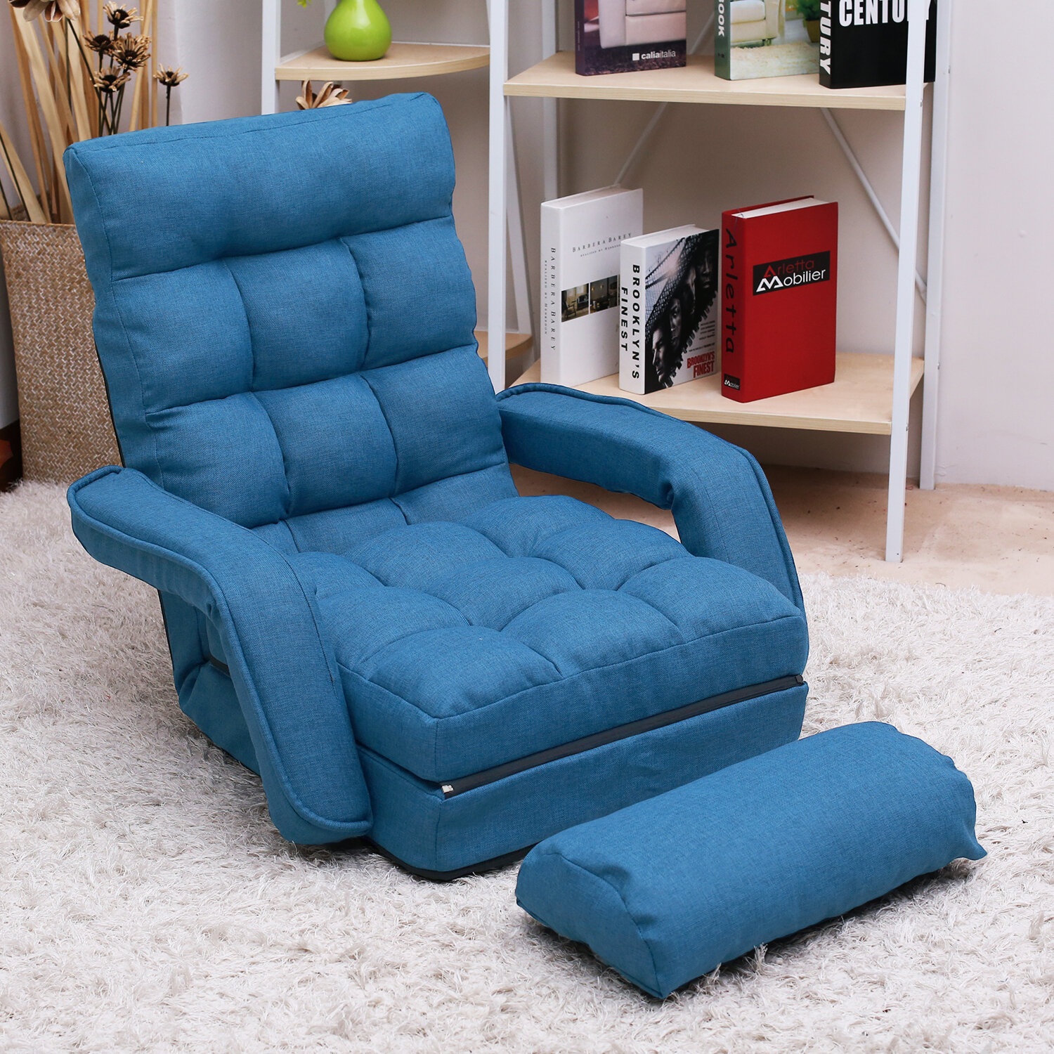 Latitude Run Lazy Floor Game Chair Reviews Wayfair