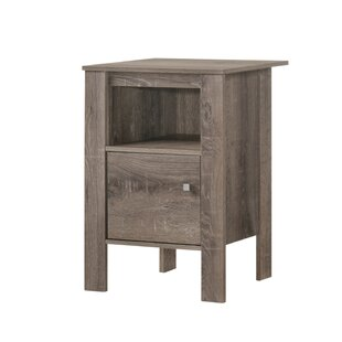 Haledon End Table By Winston Porter