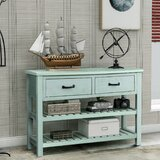 Mickelson 45 Console Table by Highland Dunes