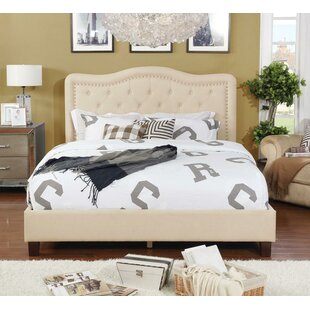 Great Price Jaylyn Upholstered Panel Bed by Charlton Home Reviews (2019) & Buyer's Guide