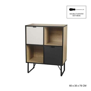 Holzer 2 Drawer Chest By 17 Stories