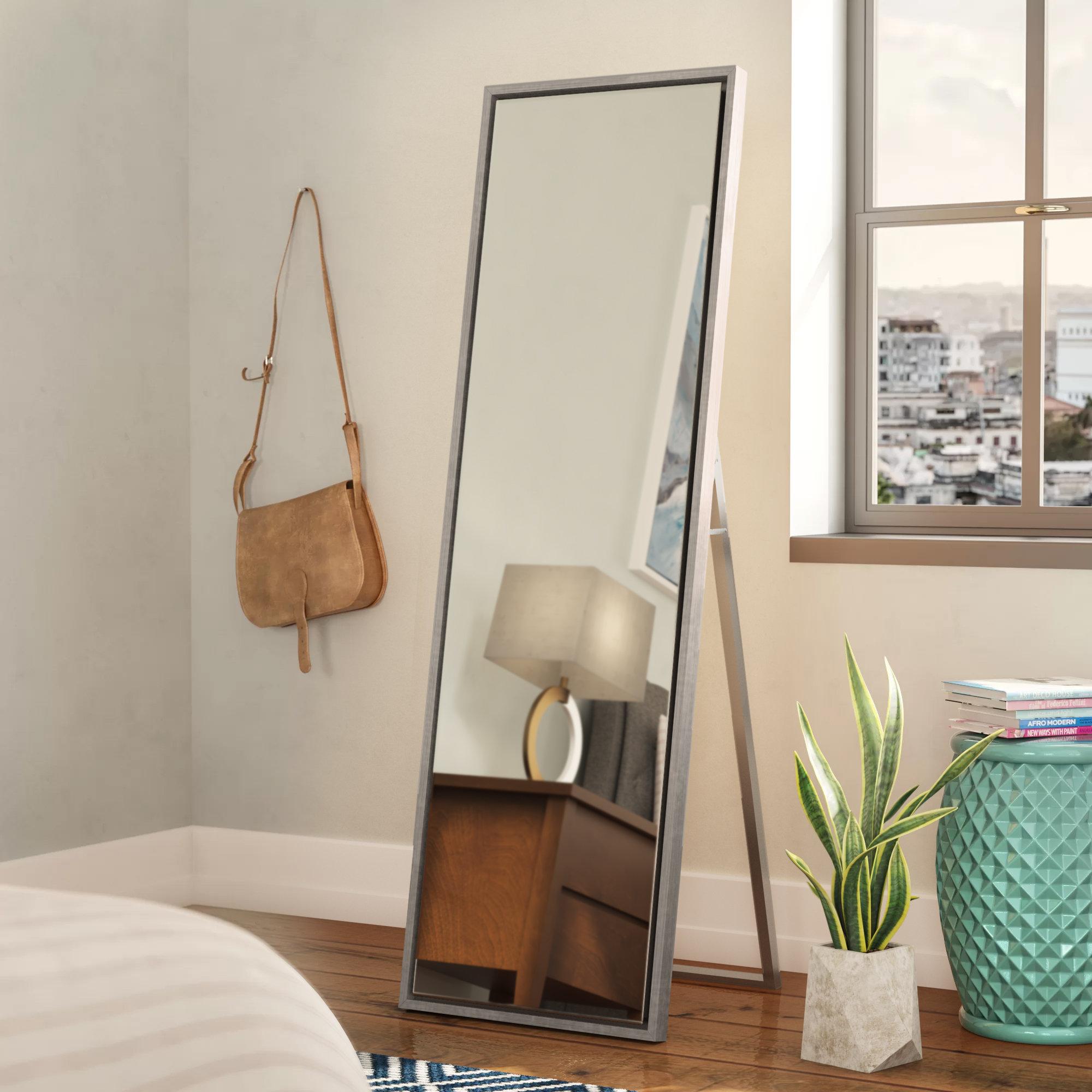 Etonnant Brayden Studio Whitakers Wood Framed Easel Free Standing Full Length Mirror  U0026 Reviews | Wayfair