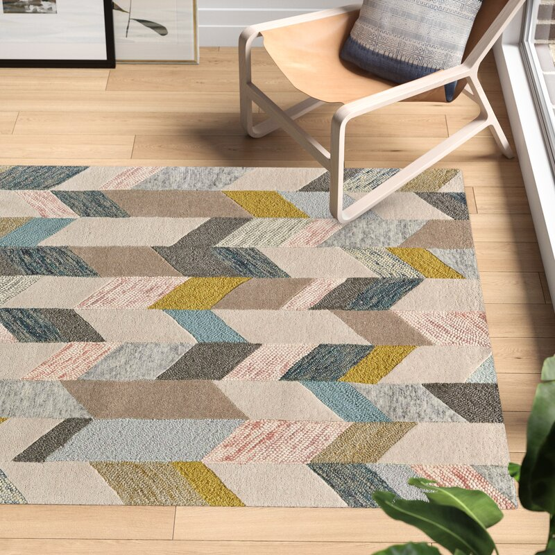 Chelsea Hand Tufted Gray Area Rug