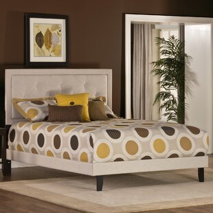 Cynthia Upholstered Panel Bed by Zipcode Design Best #1