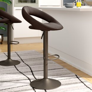 Calaveras Adjustable Height Swivel Bar Stool (Set of 2)