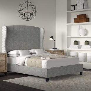 Greyleigh Progreso Upholstered Platform Bed