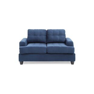 Schuck Loveseat by Winston Porter
