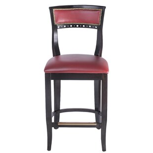 Kuehl 24 Bar Stool Alcott Hill