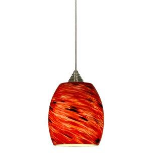 Metropole 1-Light Cone Pendant by Bloomsbury Market