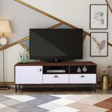 Saylors TV Stand for TVs up to 65 by Brayden Studio®