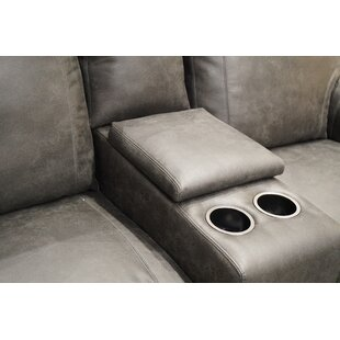 Aspasia Reclining Loveseat..