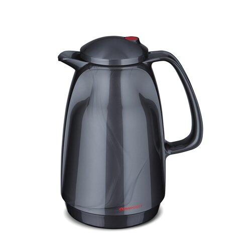Vakuum Isolierkanne Rotpunkt Farbe: Titanfarben| Kapazität: 0.5 L | Küche und Esszimmer > Besteck und Geschirr > Kannen und Wasserkessel | Rotpunkt