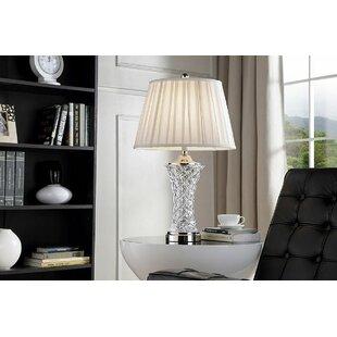 Mistretta Glass 28.5 Table Lamp