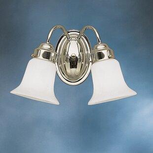 Great Price 2-Light Vanity Light By Kichler