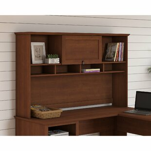 Fralick 36 H x 60 W Desk Hutch by Darby Home Co