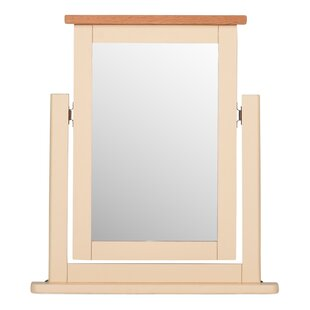 Rectangular Dressing Table Mirror By Brambly Cottage