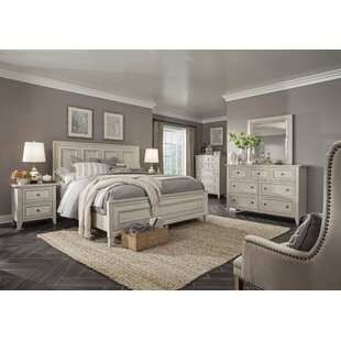 Rosecliff Heights Stoughton Panel Configurable Bedroom Set