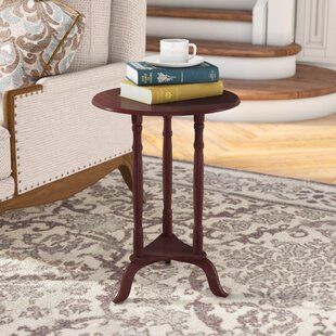 Buechler End Table by Charlton Home