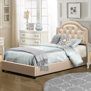 Cindy Panel Bed