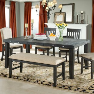 Loon Peak Ilana Extendable Dining Table