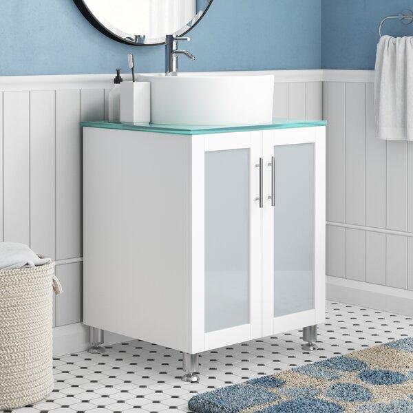 Sage Green Bathroom Vanity | Wayfair