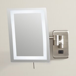 Reviews Tribble Alonso Direct Wire Wall Mirror ByWade Logan