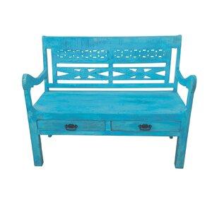 Sitzbank Blue mit Stauraum von SIT Möbel