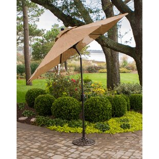 Three Posts Lauritsen 9' Market Umbrella