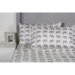 Kids Texture Embroidery Sheets Pillowcases You Ll Love In 2021 Wayfair
